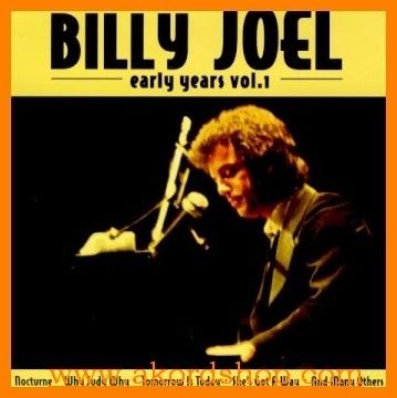 Billy Joel - Early Years vol.1