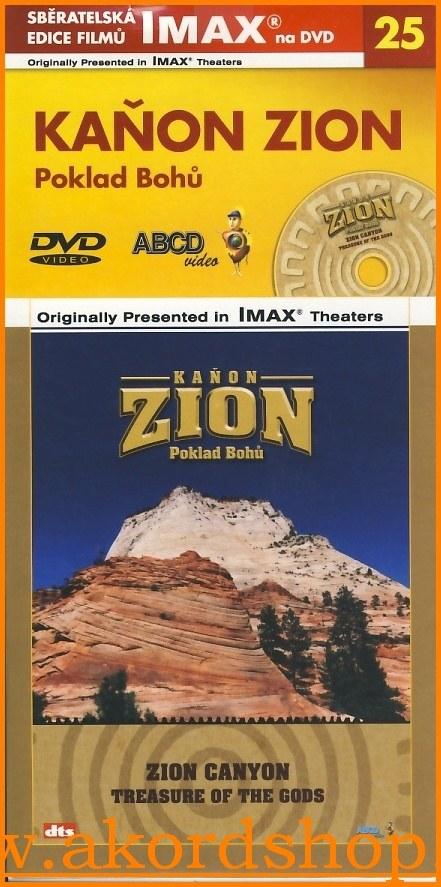 Kaňon Zion