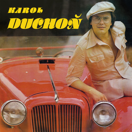 Karol Duchoň - Karol Duchoň 1980 LP
