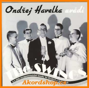 Ondřej Havelka - Swings CD