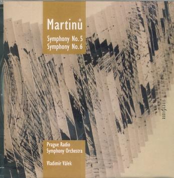 Bohuslav Martinů  - Symfonie č. 5, Symfonie č. 6