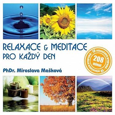 Relaxace & meditace pro každý den CD
