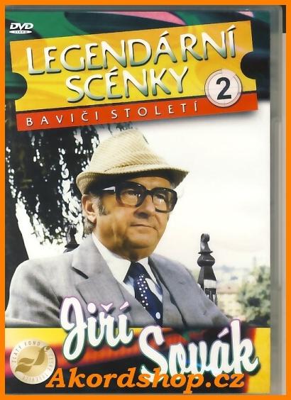 Legendární scénky 2 (Jiří Sovák)