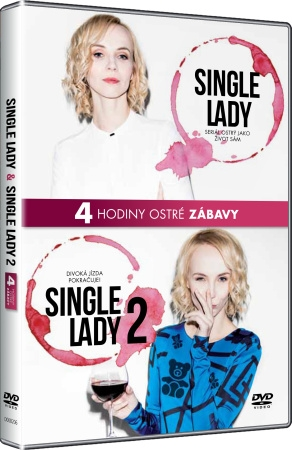 Single Lady 1+2 DVD