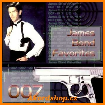 James Bond - Favorites (Soundtrack) CD