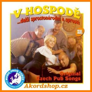 V hospodě XIII.CD