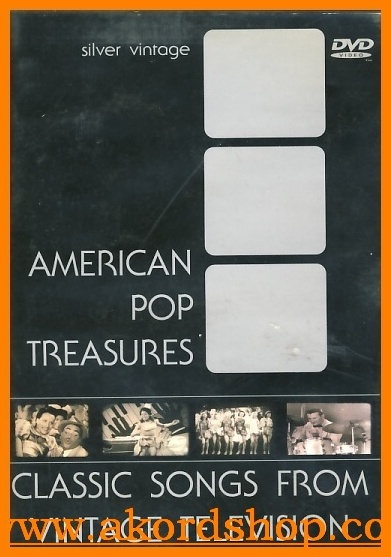 American Pop Treasures DVD