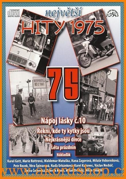 Největší hity 1975