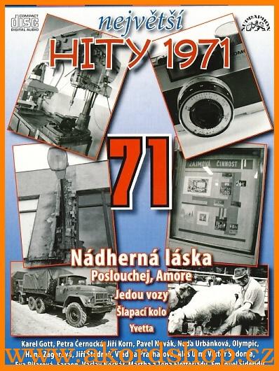 Největší hity 1971