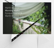 Martin Brunner - Morning Walks CD