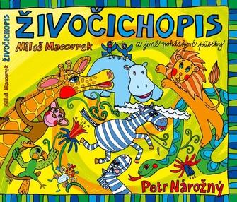 Živočichopis a jiné pohádkové příběhy CD