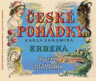 České pohádky (Karel Jaromír Erben) CD