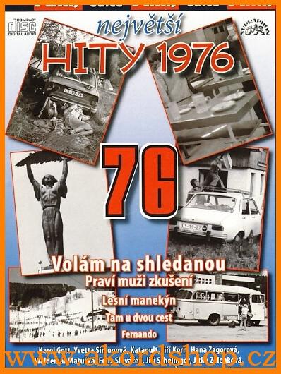 Největší hity 1976