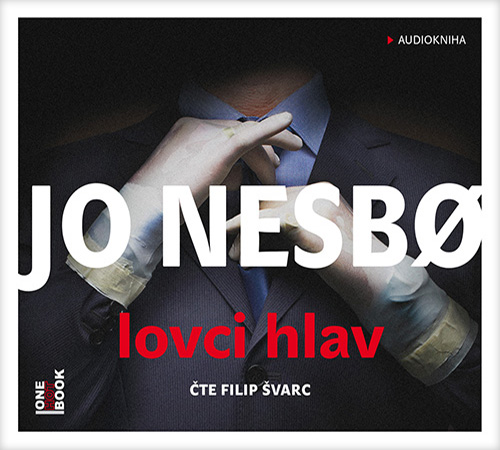 Lovci hlav (Jo Nesbo) CD/MP3