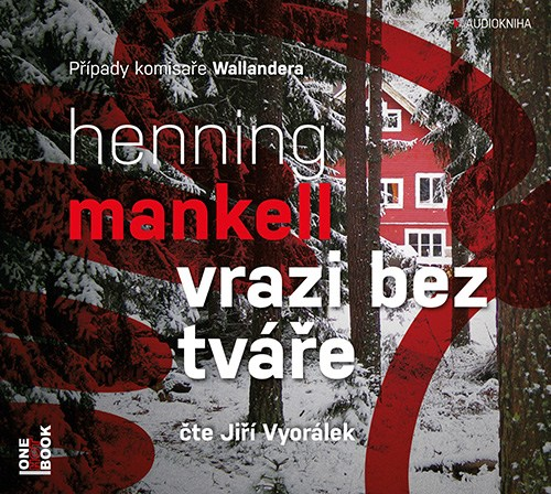 Vrazi bez tváře (Henning Mankell) CD/MP3