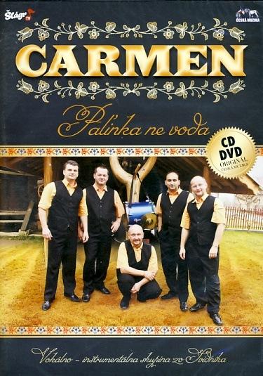Carmen - Paľinka ne voda