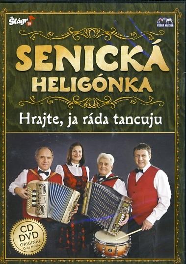 Senická heligónka - Hrajte, ja ráda tancuju