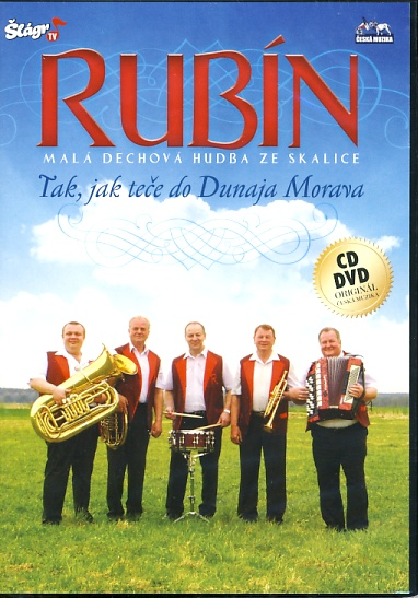 Rubín - Tak, jak teče voda do Dunaja Morava