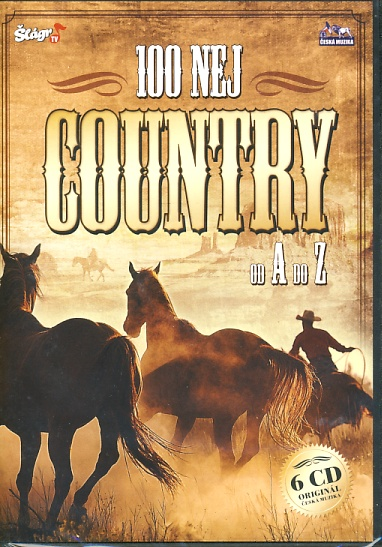 100 nej Country od A do Z 6CD