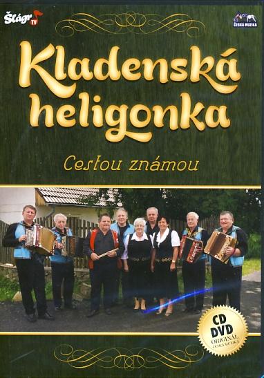 Kladenská heligonka - Cestou známou