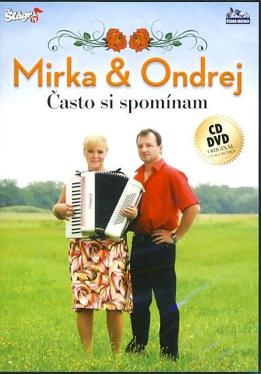 Mirka & Ondrej - Často si spomínam