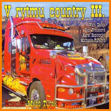 V rytmu country III. CD