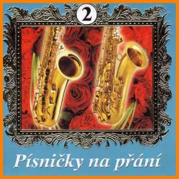 Písničky na přání 2 (Saxofon) CD