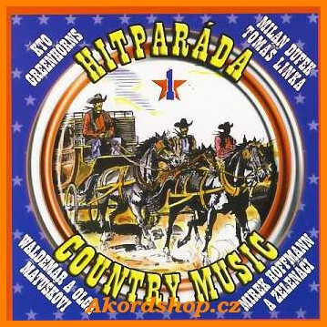 Hitparáda country music 1. CD