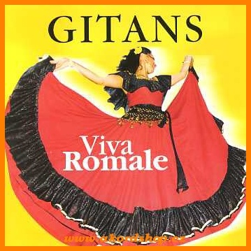 Gitans - Viva romale CD