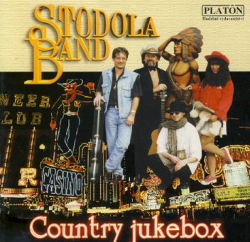 Stodola Band - Country jukebox CD