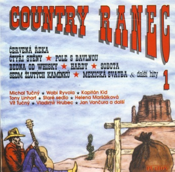 Country ranec CD