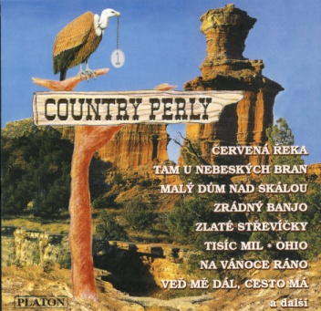 Country perly CD