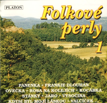 Folkové perly CD