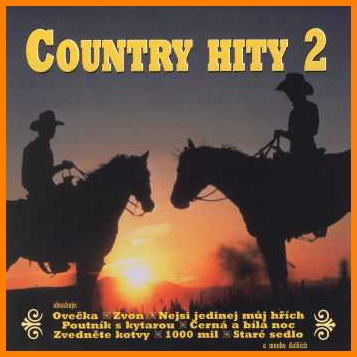 Country hity 2 CD