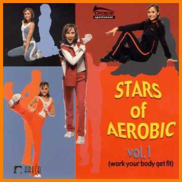 Stars of Aerobic CD