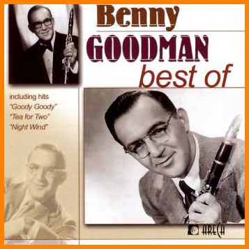 Benny Goodman - Best Of CD