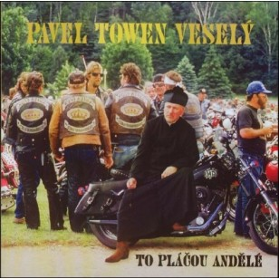 Pavel Towen Veselý - To pláčou andělé CD
