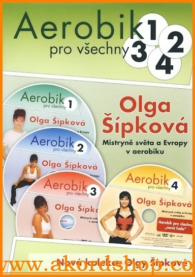 Olga Šípková - Aerobik pro všechny