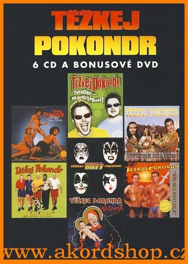 Těžkej Pokondr - Výběr toho nejlepšího