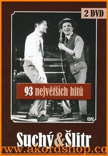 Jiří Suchý & Jiří Šlitr - 93 největších hitů