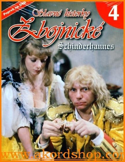 Slavné historky zbojnické 4 - Schinderhannes