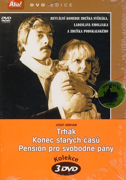 České komedie (Kolekce 2)