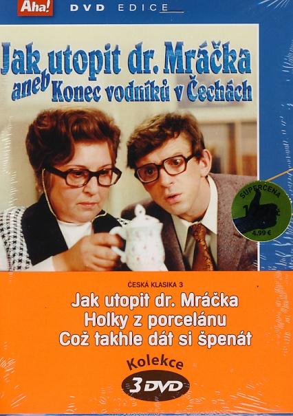 České komedie (Česká klasika 3)