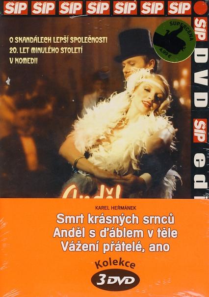 České komedie (Kolekce 4)