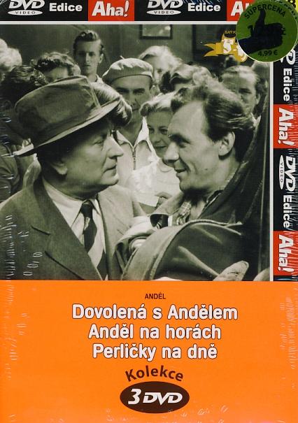 České komedie (Kolekce)