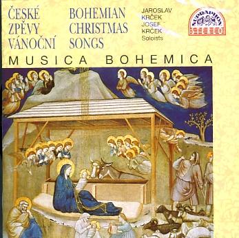 Musica Bohemica - České zpěvy vánoční
