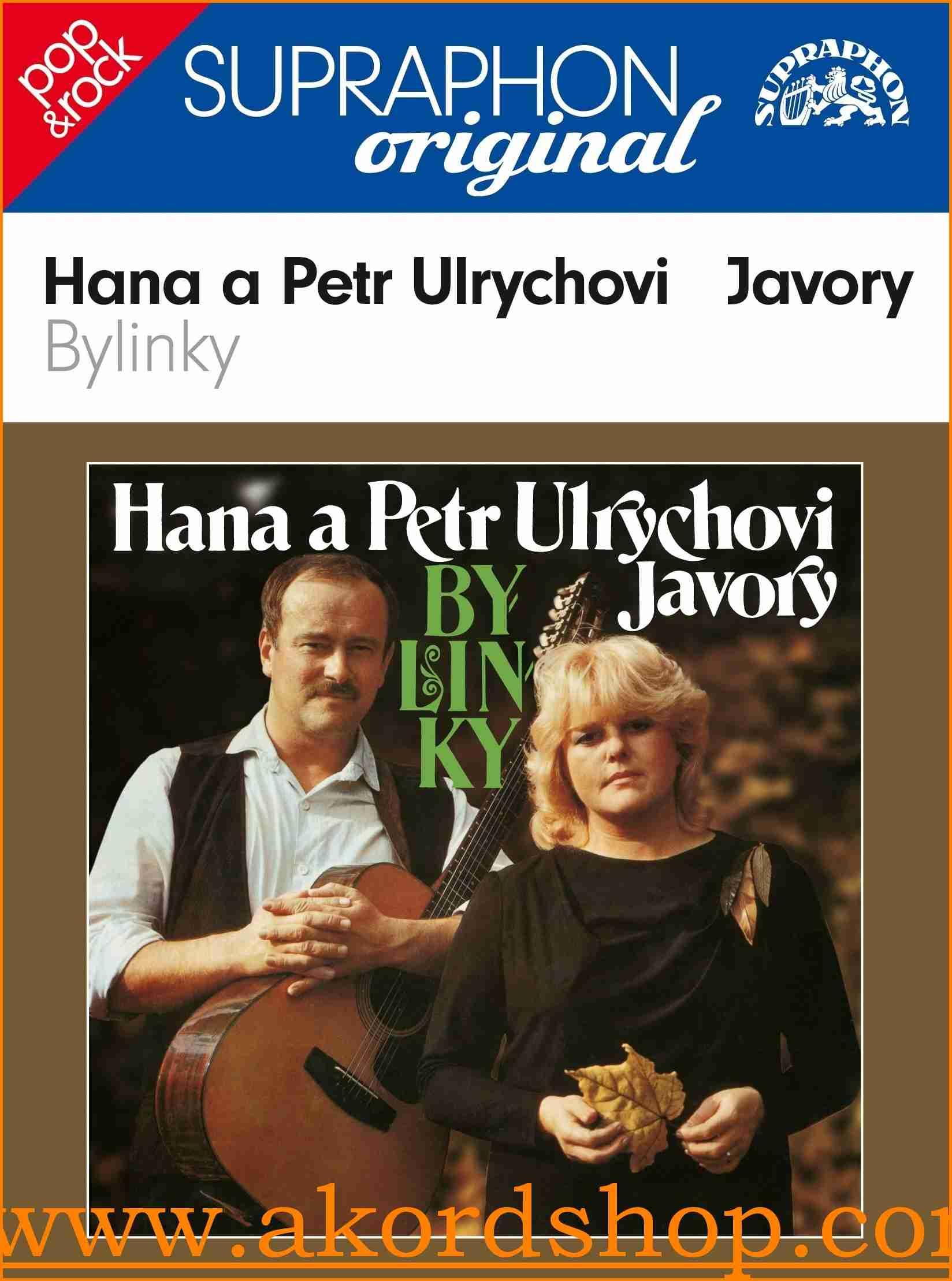 Hana a Petr Ulrychovi/Javory - Bylinky