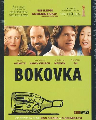 Bokovka DVD