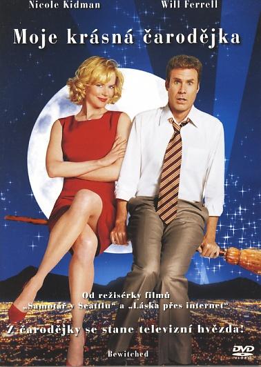 Moje krásná čarodějka DVD