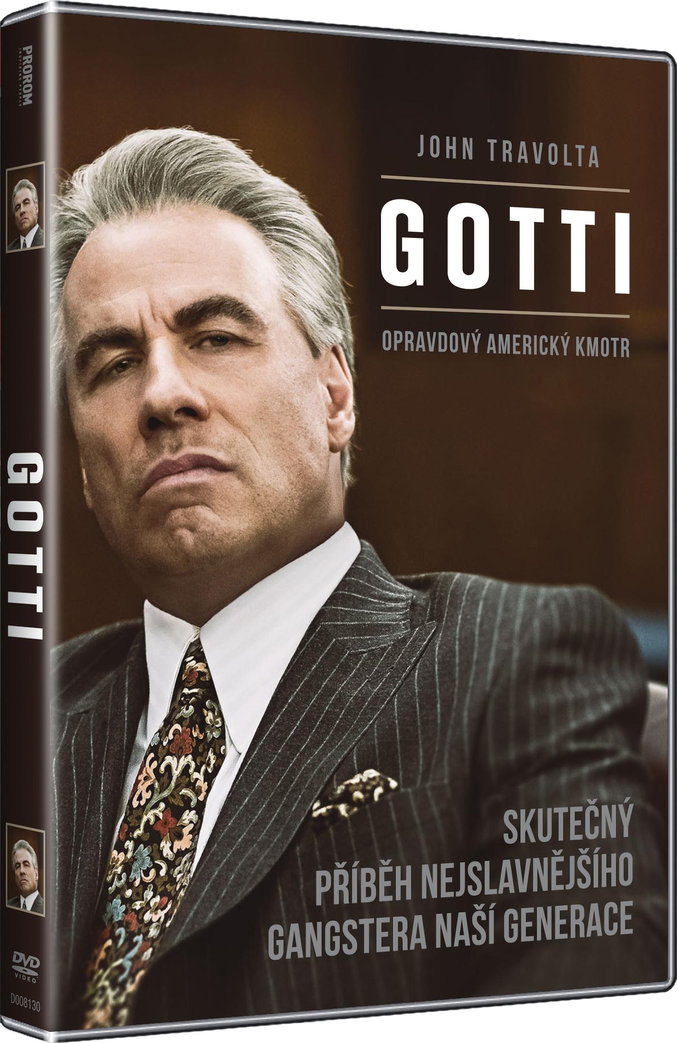Gotti (2017) DVD